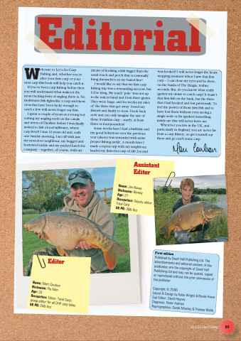 Fishing Reads Preview 2