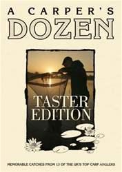 Fishing Reads issue A Carper's Dozen - TASTER