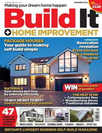 Build It issue Dec 2010