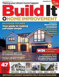 Build It issue Dec 2010