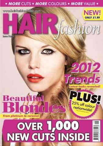 Hair Fashion issue Issue 5