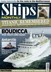 Ships Monthly issue Ships Monthly March 2012