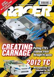 Radio Control Car Racer issue March 2012