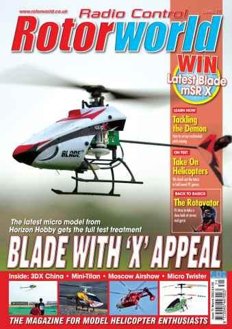 Radio Control Rotor World issue 71