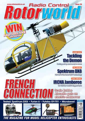 Radio Control Rotor World issue 56