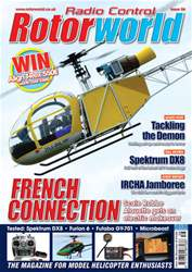 Radio Control Rotor World issue 56