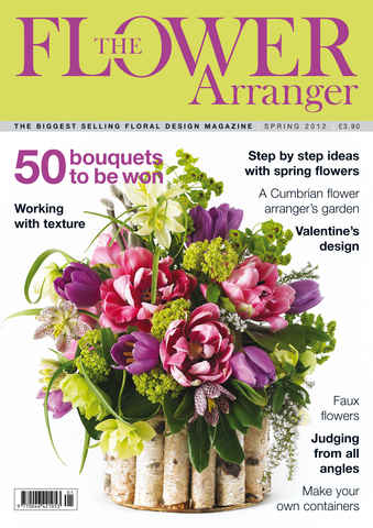 The Flower Arranger issue Spring 2012
