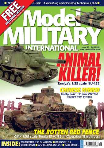 Model Military International issue 48