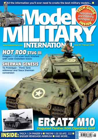 Model Military International issue 46