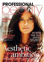 Professional Beauty issue Professional Beauty September 2011