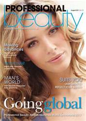 Professional Beauty issue Professional Beauty August 2011