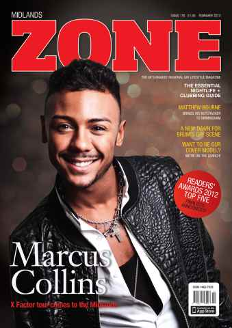 Midlands Zone issue February 2012