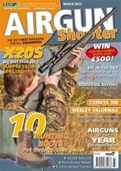 Airgun Shooter issue March 2012
