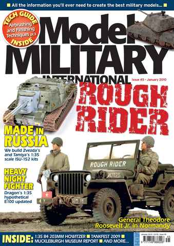 Model Military International issue 45