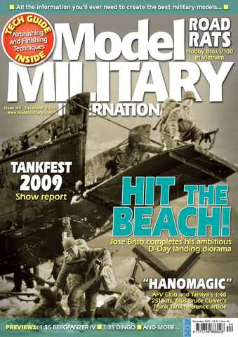 Model Military International issue 44