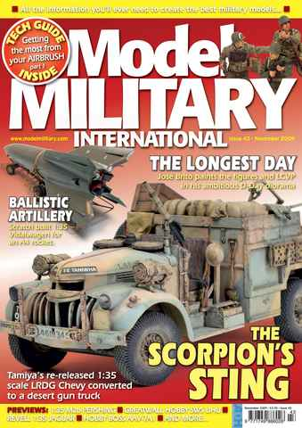Model Military International issue 43