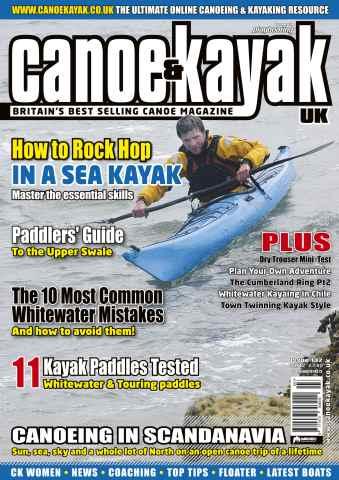 Canoe & Kayak UK issue March 2012