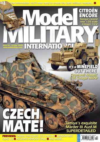 Model Military International issue 42