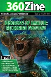 360Zine issue Issue 62