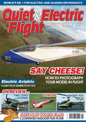 Quiet & Electric Flight Inter issue February 2012