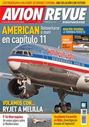 Avion Revue Internacional España issue Número 356