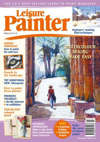 Leisure Painter issue March 2012