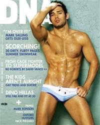 DNA Magazine issue DNA #131- Swimwear Edition