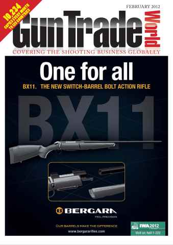 Gun Trade World issue February 2012