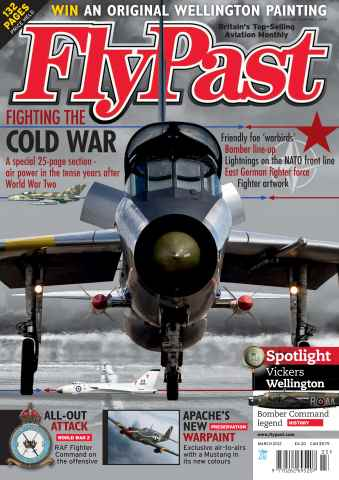 FlyPast issue March 2012