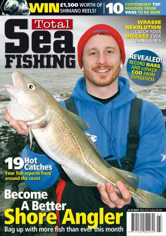 Total Sea Fishing issue March 2012