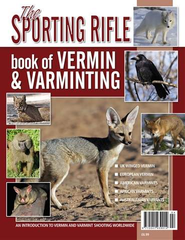 Sp Rifle Vermin & Varminting issue 1