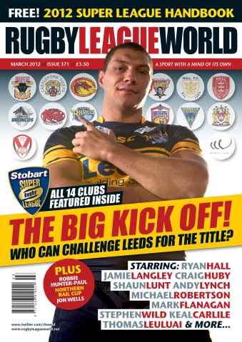 Rugby League World issue 371