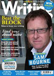 Writing Magazine issue March 2012