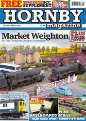 Hornby Magazine issue March 2012