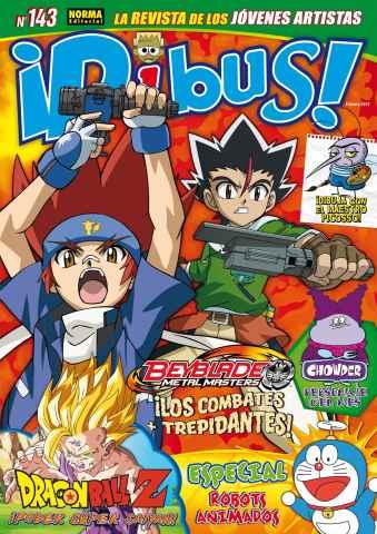 Revista ¡DIBUS! issue Revista ¡Dibus! 143