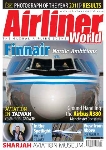 Airliner World issue March 2012
