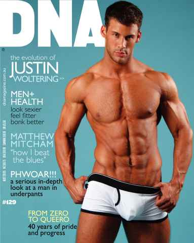 DNA Magazine issue DNA #129 - Romance