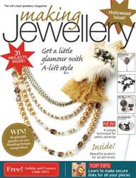 Making Jewellery issue March 2012