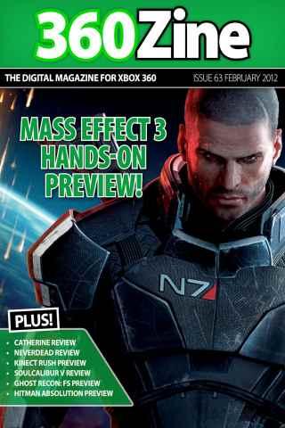 360Zine issue Issue 63