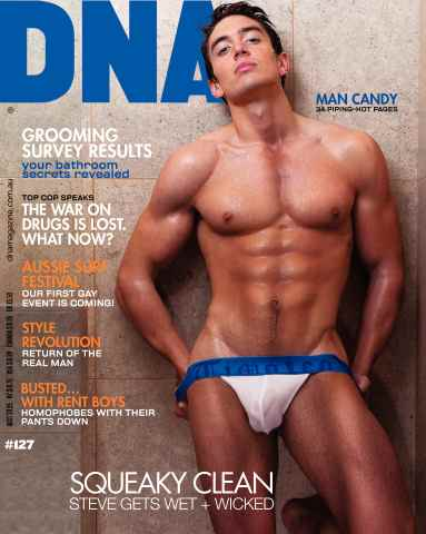 DNA Magazine issue DNA #127 - Grooming