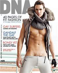 DNA Magazine issue DNA #125 - Fashion