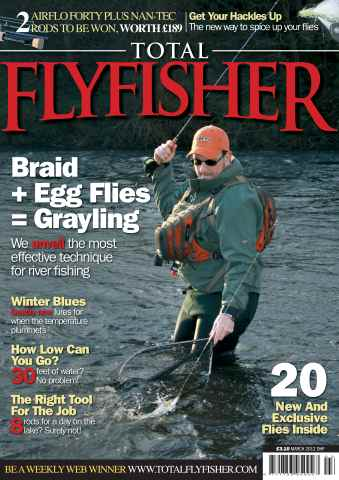 Total FlyFisher issue March 2012