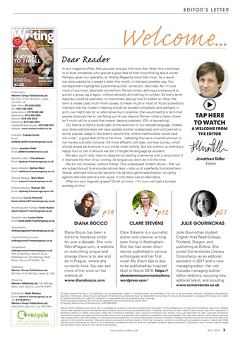 Writing Magazine Preview 3