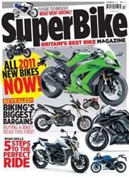 Superbike Magazine issue December 2010