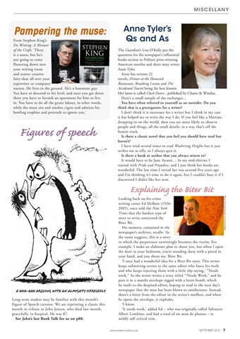 Writing Magazine Preview 7
