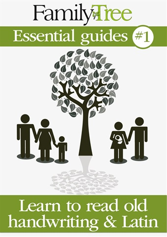 Family Tree issue Learn to read old handwriting and Latin