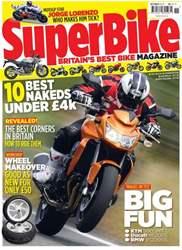 Superbike Magazine issue October 2010