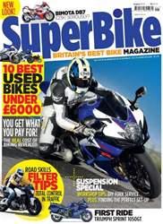 Superbike Magazine issue August 2010