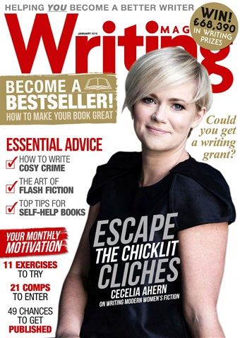 Writing Magazine issue January 2019