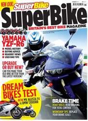 Superbike Magazine issue Summer 2010